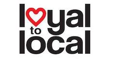 Loyal To Local Logo