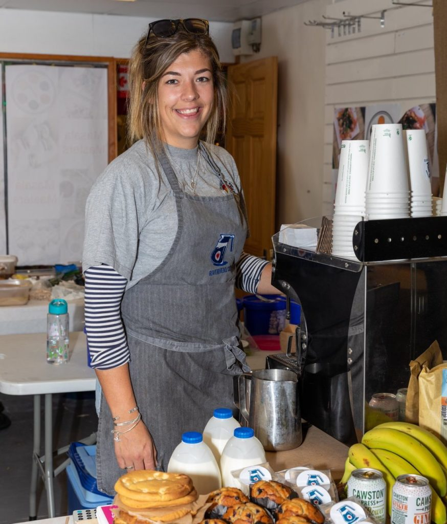 Riverhead Coffee an example of Business Start Up Academy service users