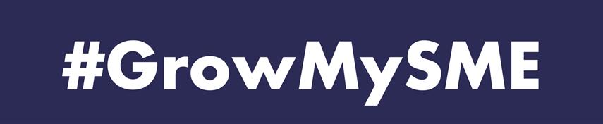Grow My SME Logo 855x176px