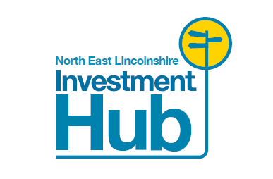 North East Lincolnshire Investment Hub Logo
